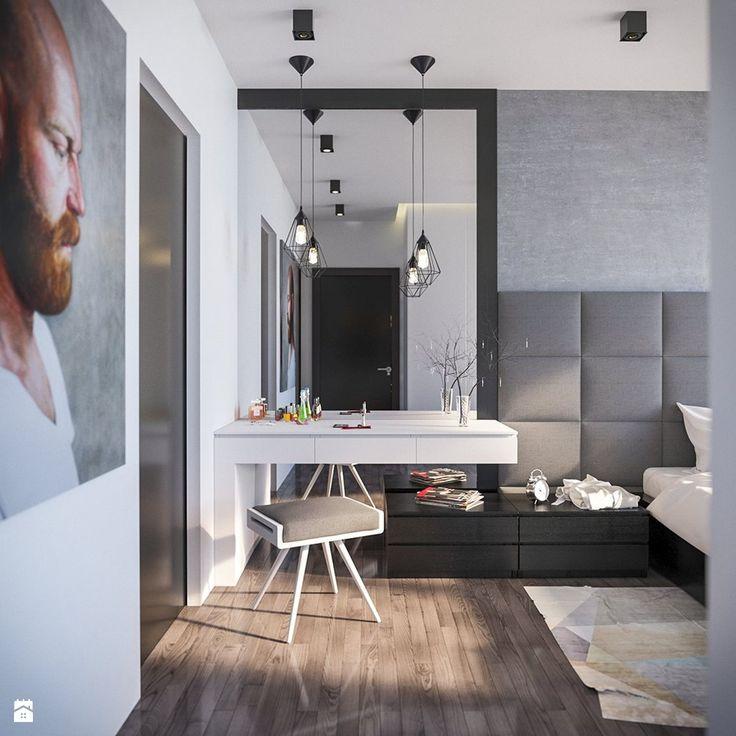 Sypialnia styl Minimalistyczny - zdjęcie od Art & Deco Design - Sypialnia - Styl Minimalistyczny - Art & Deco Design