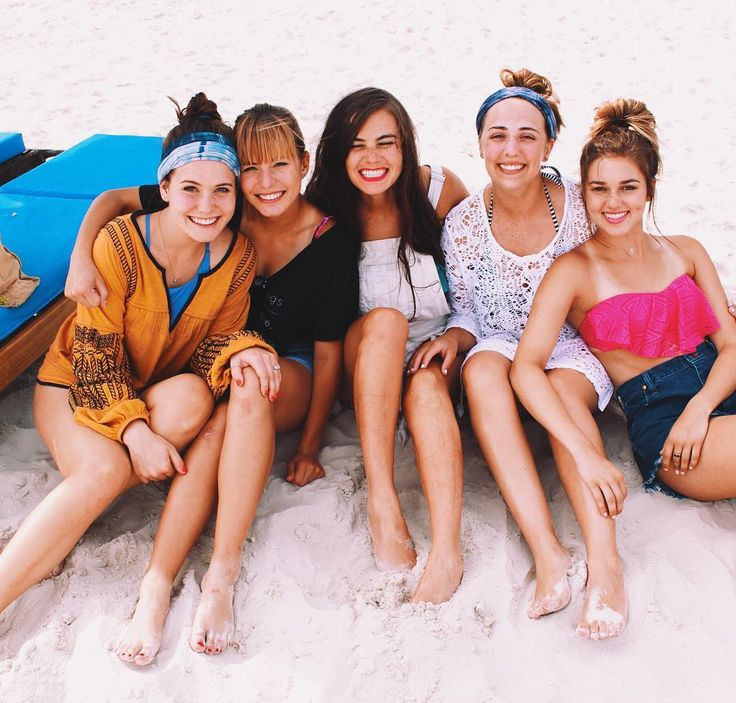 Sadie Robertson and Friends