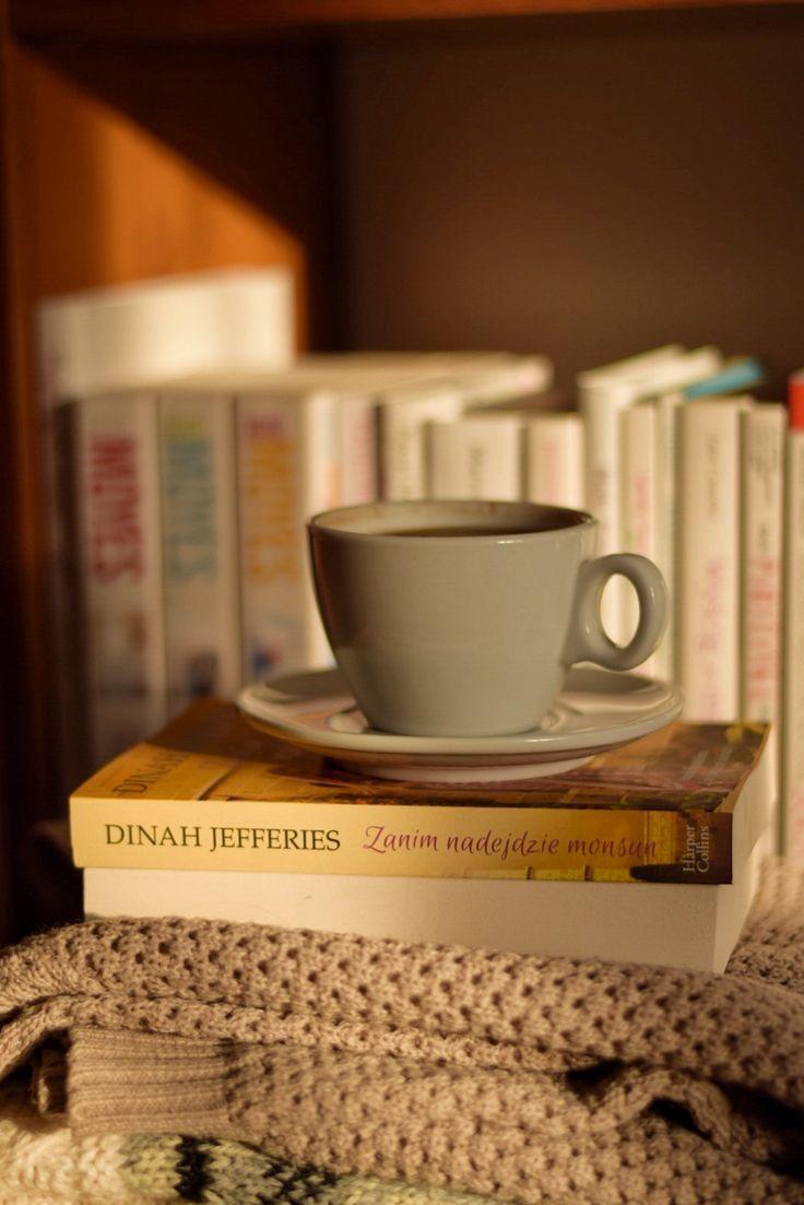 Reading My Love. Paulina Kaleta nie tylko o książkach: Dinah Jefferies, Zanim nadejdzie monsun