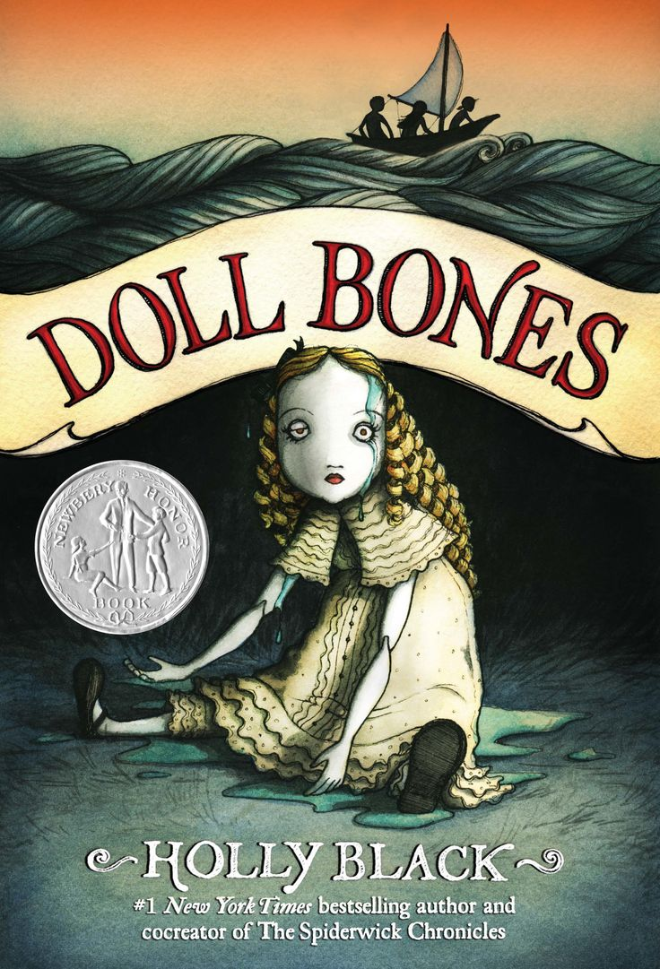 #spooky #awardwinner Great For Ages 1013 A Creepy China Doll,