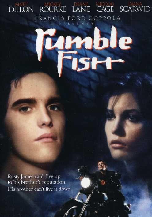 11 best rumble fish images on pinterest matt dillon for Rumble fish movie