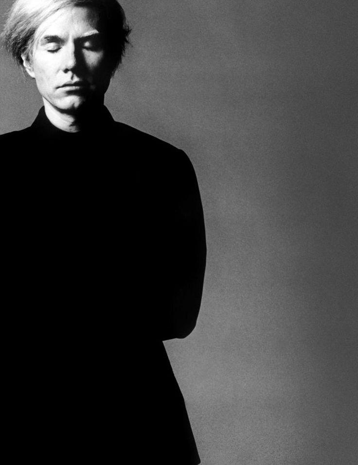 Warhol, Victor Skrebneski 1972