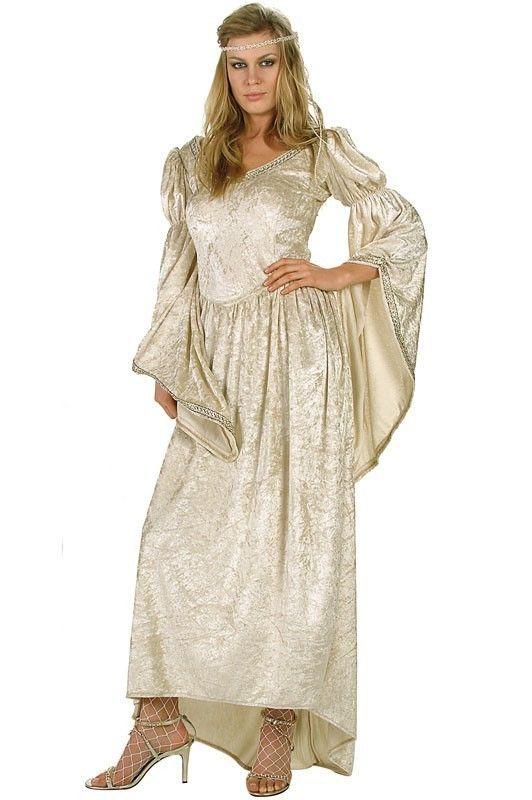 adult bride costume medieval princess review Honeybourne Belle