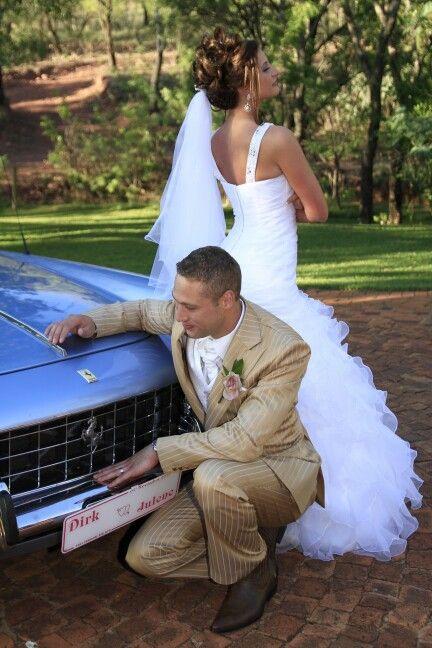 Wedding car Ferrari 1961 250 GTE