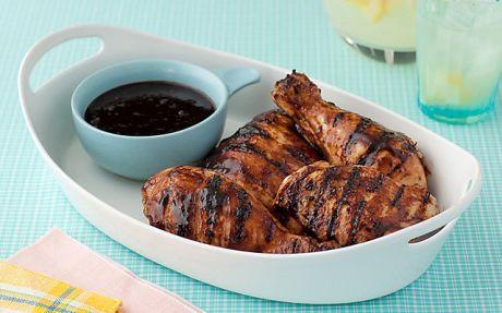 Chicken or Steak with Balsamic BBQ Sauce Recipe by Giada De Laurentiis : Food Network UK