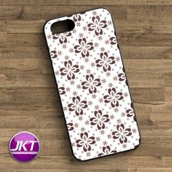 Batik 001 - Phone Case untuk iPhone, Samsung, HTC, LG, Sony, ASUS Brand #batik #pattern #phone #case #custom #phonecase #casehp