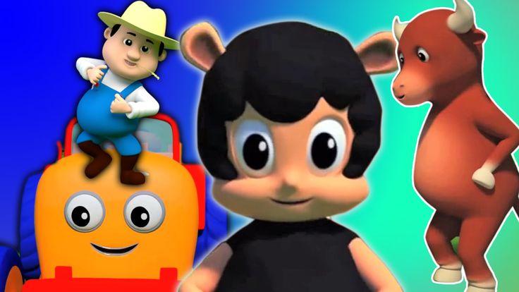 baa baa mouton noir   farmees   enfants vidéo   compilation #baabaablacksheep #nurseryrhymes #kidsrhymes #babysongs #songsfortoddlers
