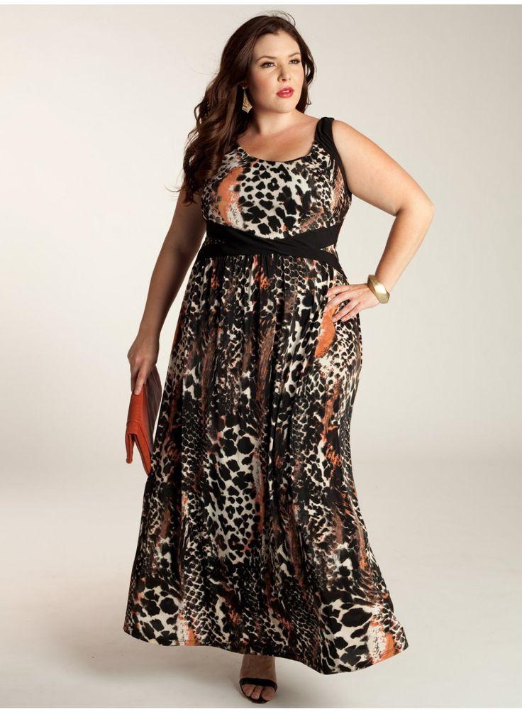 Francesca sequin plus size dress