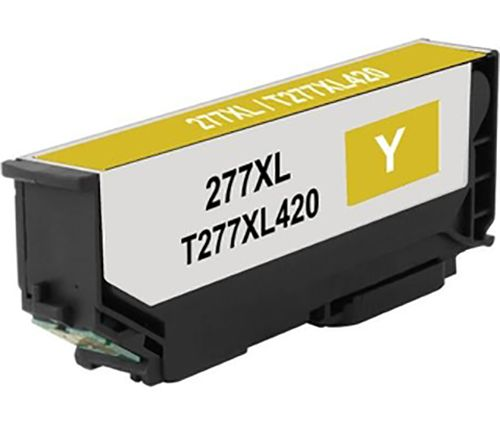 Buy T277XL (T277XL420) High Yield Yellow Ink Cartridge for Epson at LAinks.com. We offer to save 30-70% on ink and toner cart