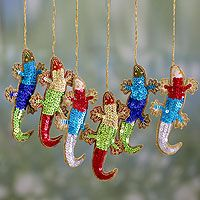 Holiday Cheers from @NOVICA, They help #artisans succeed worldwide.
