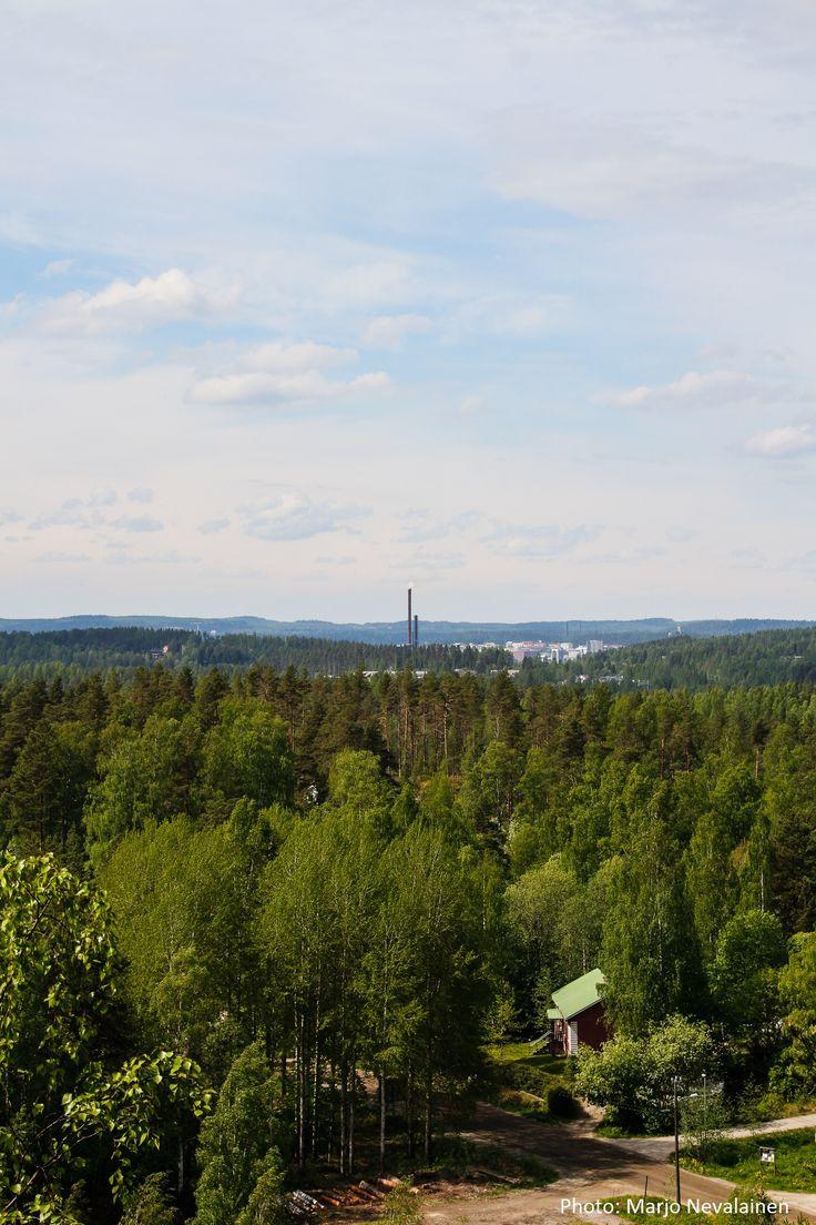 Kanavuori. Photo: Marjo Nevalainen.
