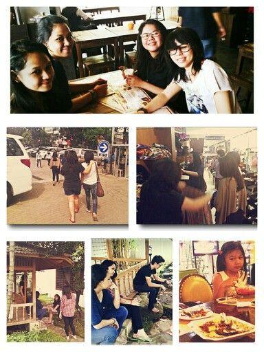 Bandung with my lovelies.