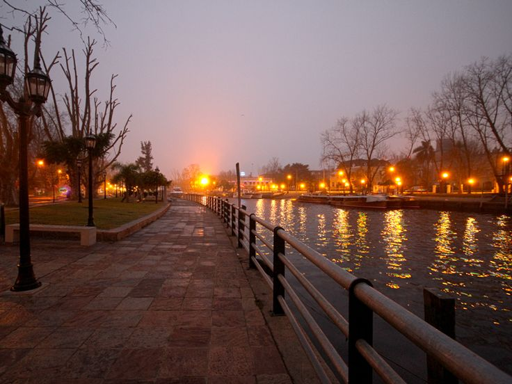 Stunning place. El Tigre - a beautiful province located about 45 minutes outside the centre of Buenos Aires.