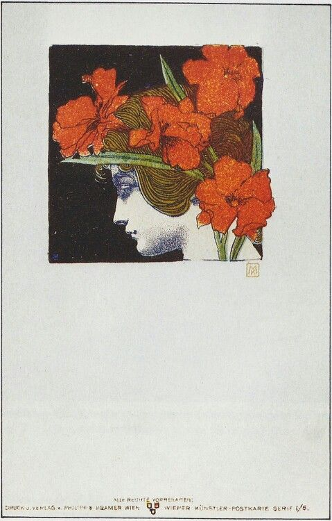 199 best images about koloman moser on illustrators vienna and ex libris