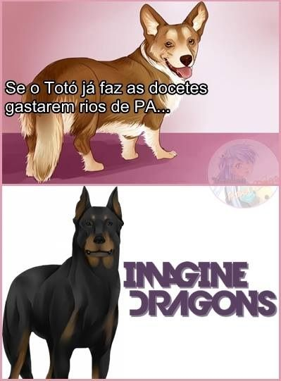 Imagine Dragons,né?