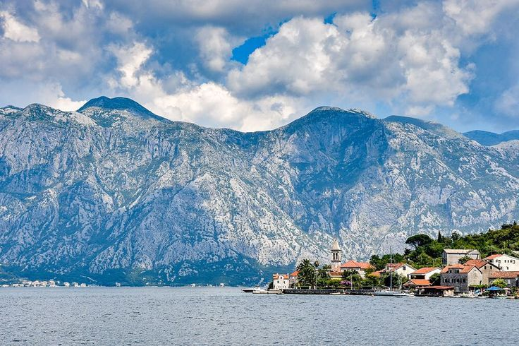 #kotor #montenegro #boka #mountains #holiday #summer #cernahora #bokakotorska #nikon #clouds