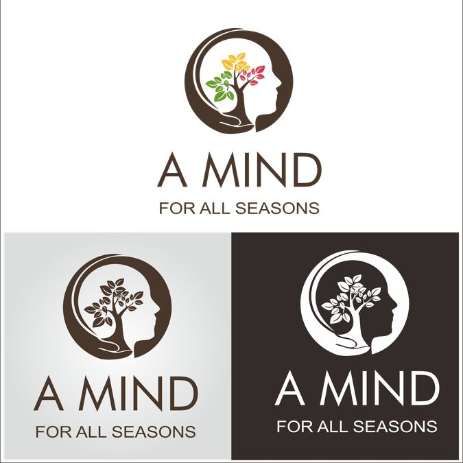 Create a logo for a consultant who specializes in helping seniors with Alzheimer
