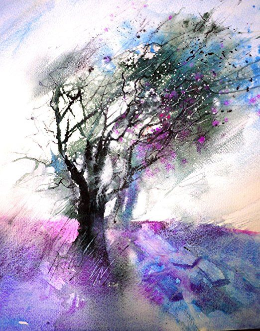 Experimental Landscapes In Watercolour With Ann Blockley SWA: Amazon.co.uk: DVD & Blu-ray