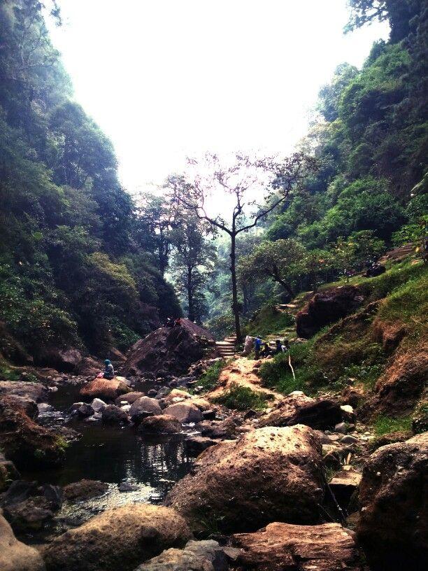 Curug Cimahi - West Java, Indonesia