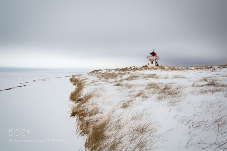 Popular on 500px : Covehead Lighthouse by nicholasjay