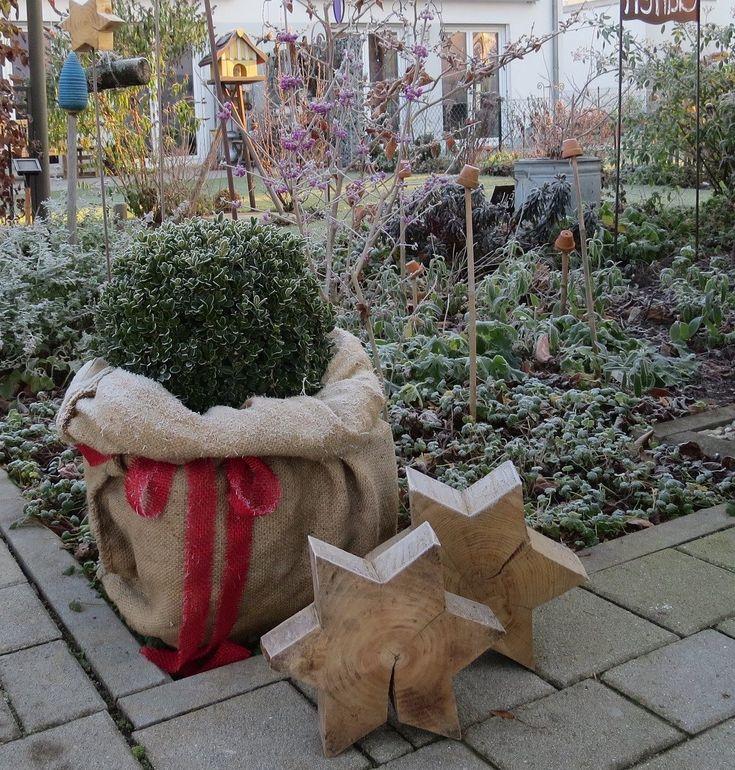 8 best images about winter garden art ideas on pinterest for Winter garden designs ideas