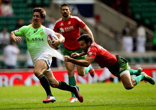 """Albertus Stephanus """"Kwagga"""" Smith (born 11 June 1993) is a South African rugby union player, currently playing Super Rugby with the Lions and domestic Currie Cup rugby with the Golden Lions. His regular position is flanker. He was a member of the South African Sevens team that won a bronze medal at the 2016 Summer Olympics."""