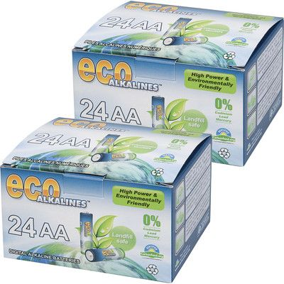 Looking at 'Eco Alkalines ECOAA 24 Value Pack' on SHOP.CA