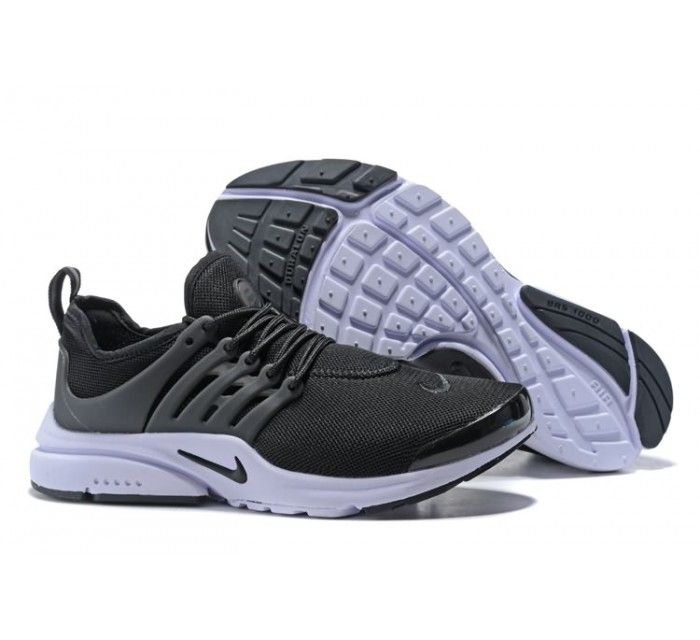 Nike Air Presto Ultra Breathe Unisex - Black/White
