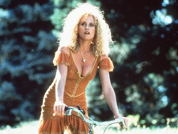 melanie griffith. milk money.