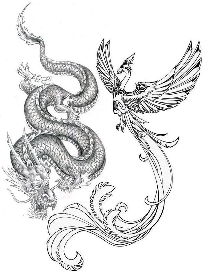 Die Besten 17 Ideen Zu Chinesische Drachen Tattoos Auf Pinterest