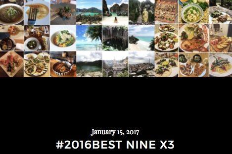 #2016bestnine x3: #mtlrestos #travel #myrecipes #turquoiseblogmtl #foodieblog #foodlover #foodie #travelblog #traveladdict #mtlfood #mtlfoodie #mtlresto