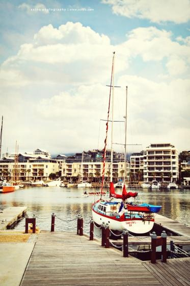 Could you celebrate Heritage day on a yacht with friends?