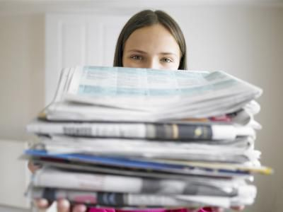 Lesson Plans for Class Newspapers in Elementary School