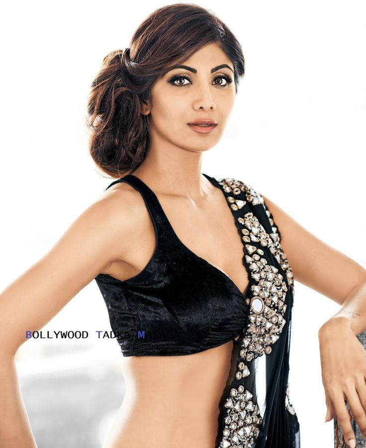 Shilpa Shetty sexy blouse
