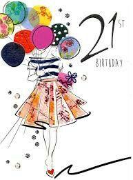 #HappyBirthday21