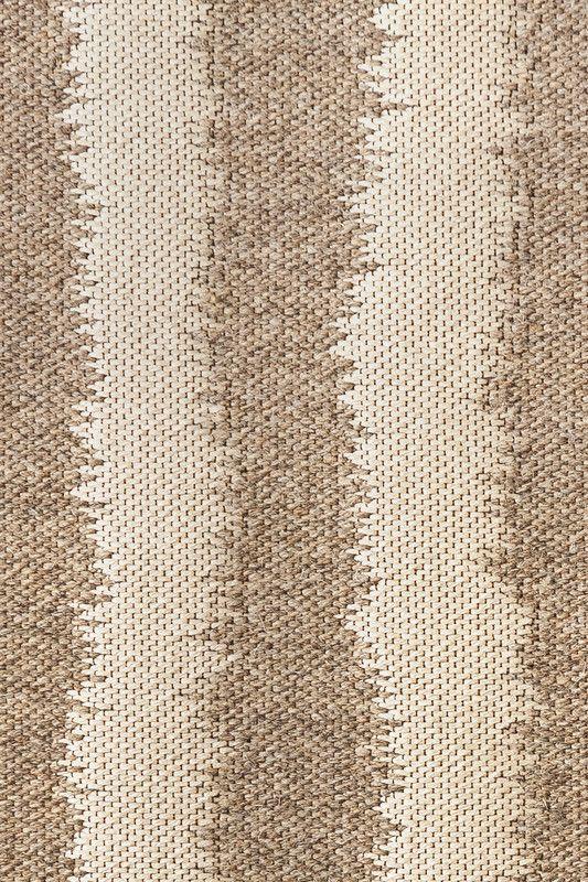 Plough Wool U0026 Linen Rug In Potato Colorway, By Merida.