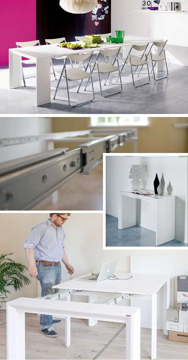 Goliath table – Pull out / folding table (12 persons) | http://www.godownsize.com/goliath-table-extreme-folding-table/