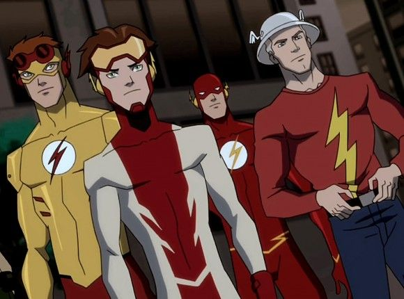 Which Young Justice Invasion Character are You?
