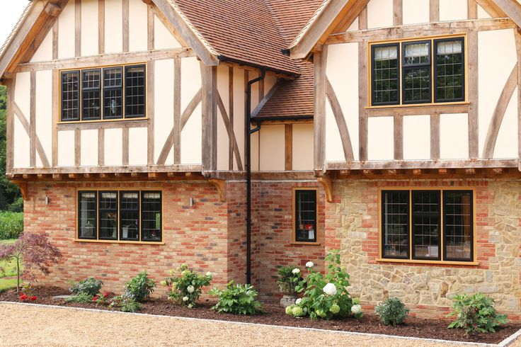 #design #wood #timber #timberwindows #architecture #timberdoors #landscape #newhome #newbuild #housedesign #oldbarn #barnconversion #gardendesign