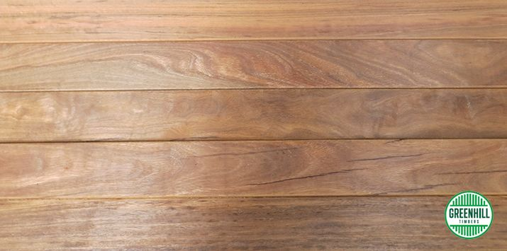 Spotted Gum Decking Sample.   (03) 9465 9875 www.greenhilltimbers.com.au info@greenhilltimbers.com.au.