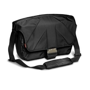 Manfrotto Stile Unica VII Messenger Bag - Black