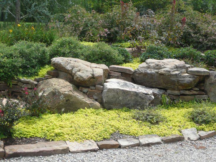 Boulders in Landscaping | Redbud Design