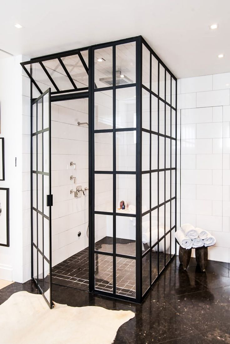 This shower please!
