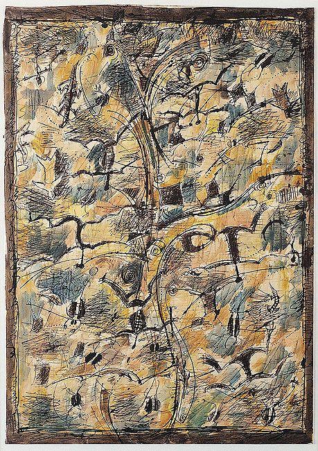 Selwyn Muru - Ngapuhi, Ngati Rangi, Ngati Hine 1991