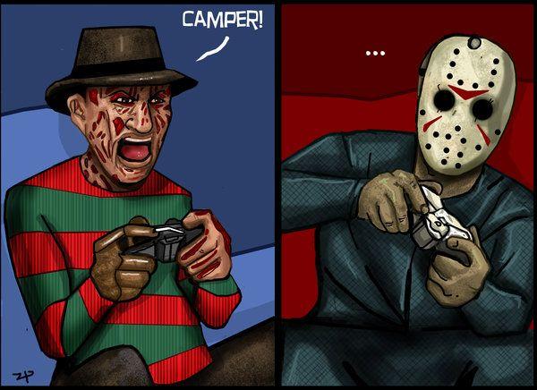 Freddy vs. Jason : Call of Duty by ~HeroforPain on deviantART