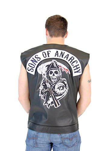 Sons Of Anarchy costumes. Get in the biker spirit for the Halloween holiday! Here is how to rock your Halloween with cool Sons of Anarchy costumes for all.