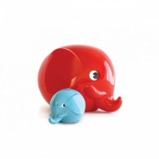 Norsu Elephant Money boxes A useful gift for your little people this Christmas . . . and it teaches them all the right things about saving their dollars! And it can save you a little bit too as these lovelies are on sale in our online store at the moment. http://www.charliesbucket.com.au/Product.aspx?ProductID=1752
