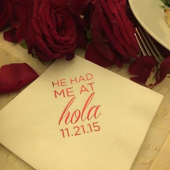 Sofía Vergara publicó esta foto del día de la cena de ensayo para su boda con Joe Manganiello en su cuenta de Instagram, el 23 de noviembre de 2015.