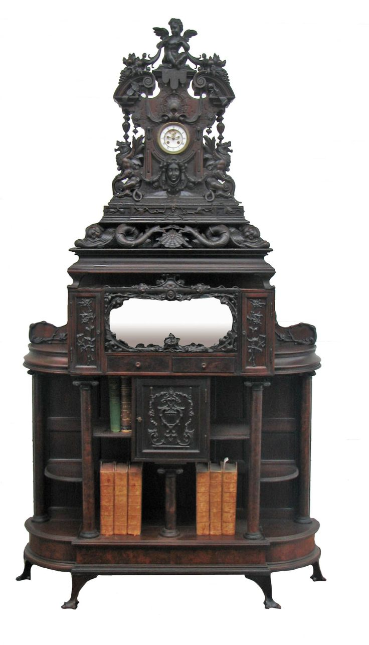 Antique chairs design - Interesting Gothic Piece With The Carved Detailing Gothic Furnitureantique
