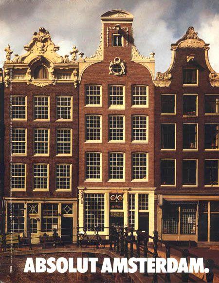 Villes européennes - Amsterdam